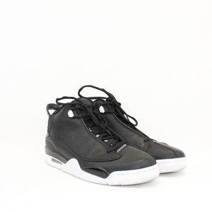Nike Air Jordan Black Dub Zero Shoes